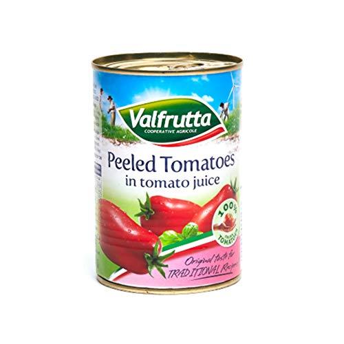 Valfrutta Pelati di Pomodori - Scatola da 400 gr