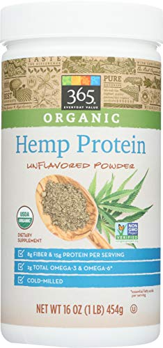 365 Everyday Value Organic Hemp Protein Powder