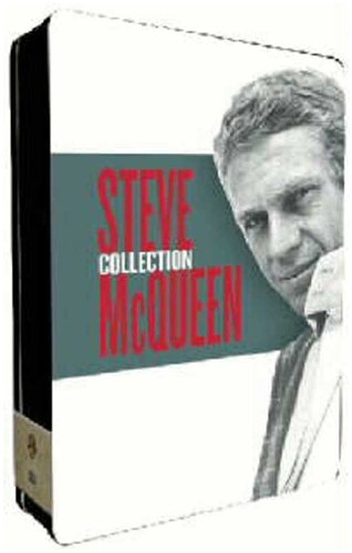 Cofre Steve Mcqueen [DVD]