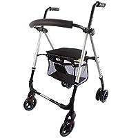 Mobiclinic, Modelo Dehesa, Andador para anciano, Andador de 4 ruedas para adu...