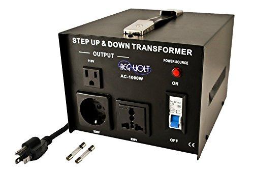 amplificador 220v fabricante Regvolt