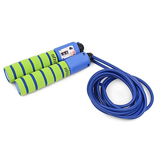 MAGIFIRE-Adjustable-Jump-Rope-with-Comfortable-Handles-and-Counter
