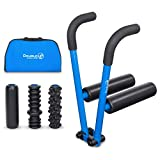 DoubleUP Roller - Stand-Up Muscle Massager with Dual Quick-Change Rollers and Effortless Pressure Control - Performance Kit