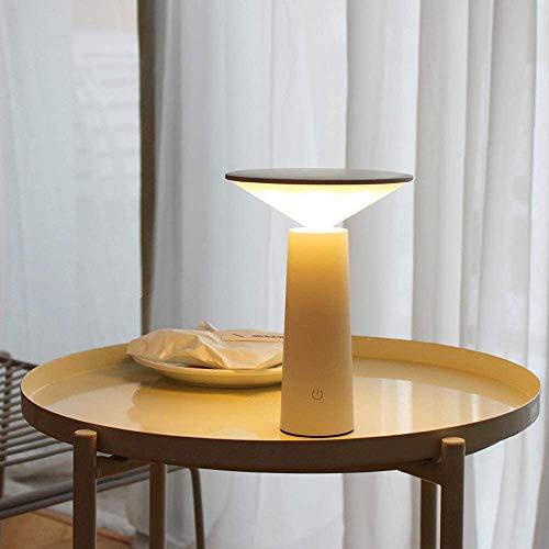 IWILCS Lámpara de mesita de noche táctil, regulable, LED, lámpara de mesa táctil, regulable, lámpara de mesa LED, lámpara de noche, lámpara de mesa, dormitorio para bebés y niños