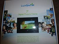 Luxentia 7 Digital Picture Frame [並行輸入品]