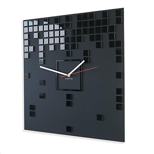 orologio da parete quadrato moderni FLEXISTYLE Orologio da Parete Moderno Harmony