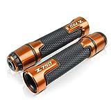 Puño de Manillar para KAW&ASAKI Z750 para NIN&JA 750 2007 Z750L Z750R Z750S 2008-2012 empuñadura de Motocicleta empuñadura de Manillar Tapa de la Cubierta del Extremo Accesorios para el Manillar