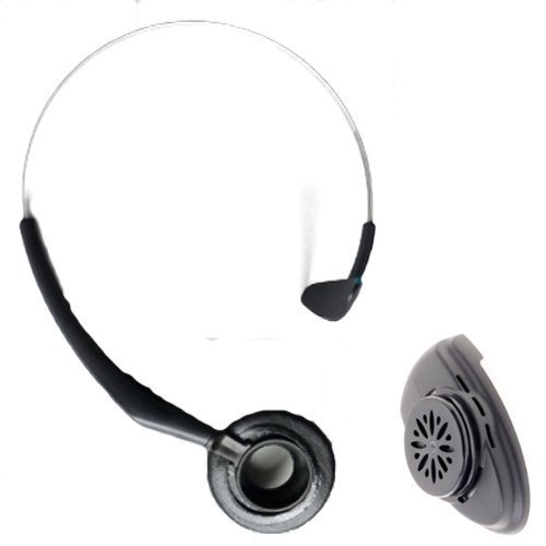 Mitel - Jabra Complete Refresher Kit for Cordless headsets | Spare Battery, Headband | for Usage with Cordless Mitel DECT Headsets (5330, 5340, 5360) and GN/Jabra 9330e, 9350e, 14121-02