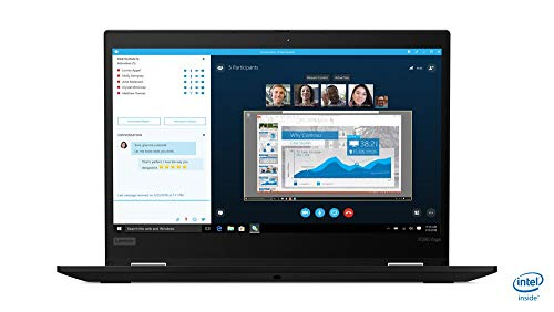Lenovo ThinkPad X390 Yoga Black Hybrid (2-in-1) 33.8 cm (13.3') 1920 x 1080 pixels Touchscreen 8th gen Intel Core i5 i5-8265U 16 GB DDR4-SDRAM 512 GB SSD 3G 4G ThinkPad X390 Yoga, 8th