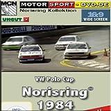 Norisring 1984 VW Polo Cup Rennen* * Motorsport DVD Video