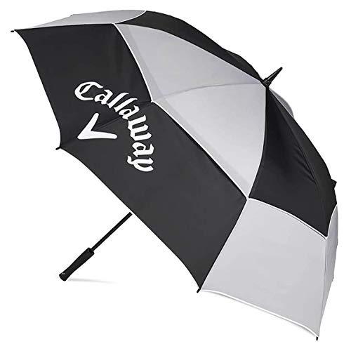 Callaway Golf 68' Tour Authentic Umbrella BLACK/GREY/WHITE
