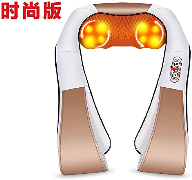 ZHFC-gebrmutterhalskrebs - massagegert, schulter und hals - massagegert, kneten massage, schal - massagegert - muttertag geschenk