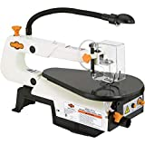4. Shop Fox W1713 16-Inch Variable Speed Scroll Saw