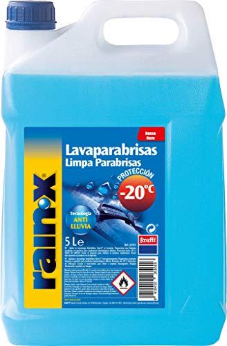 Rain-x Lavaparabrisas anti-lluvia protección -20°C