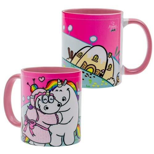 Pummel & Friends - Tasse (rosa) - Pummel & Pummelomi