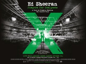 ED Sheeran – Jumpers for Goalposts – US Imported Movie Wall Poster Print - 30CM X 43CM