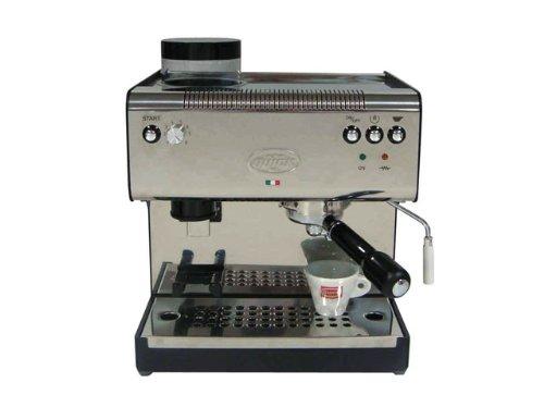 QuickMill MOD.02835 02835 Espressomaschine mit Kaffeemühle