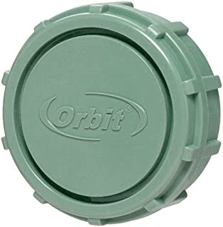 2 Pack - Orbit Sprinkler Pre-Assembled Valve Manifold End Cap