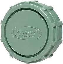 2 Pack - Orbit Sprinkler Pre-Assembled Valve Manifold End Cap