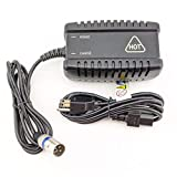 Pride Mobility Charger - 24 Volt 3.5 amp - Fits Gogo & Victory scooter - Fits Jazzy Power Chairs