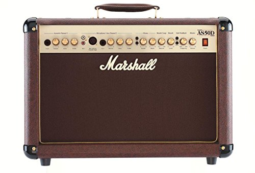 Marshall AS50D 50W Acoustic Soloist Combo Amplifier
