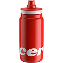 Ultra lightweight waterbottle - only 54G 100% BPA-free Made of soft, lightweight, odorless, and durable plastic developed exclusively by Elite Diameter: 74mm; height: 185mm The choice of some of the best world Tour Pro teams