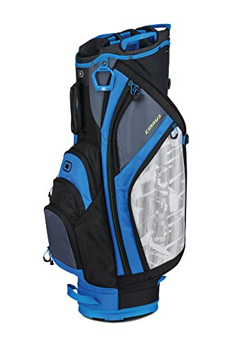 OGIO 2018 Cirrus Cart Bag, Burst Blue