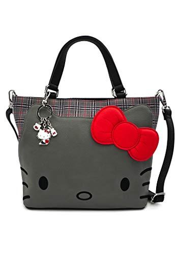 Loungefly Hello Kitty by Crossbody Grey Kitty Taschen