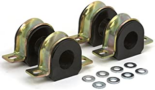 Jeep XJ Cherokee Polyurethane Sway Bar Bushings 24mm Daystar fits Cherokee and Comanche 1984 to 2001 2//4WD Made in America KJ05004BK