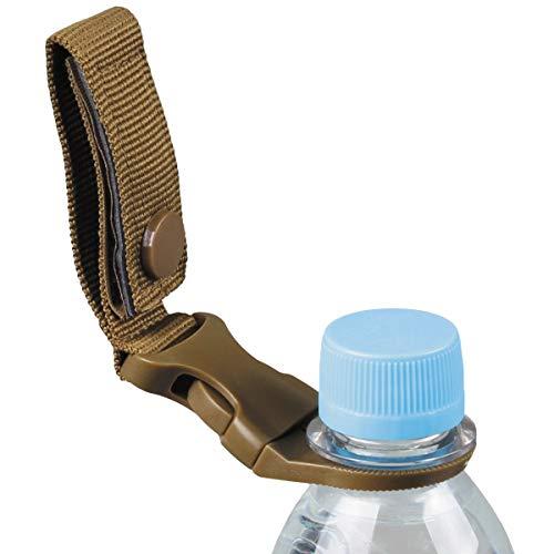 MFH Flaschenhalter für Gürtel und Molle-System (Coyote Tan)