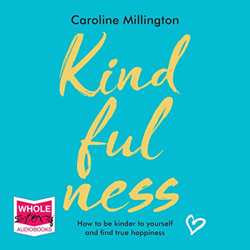 Kindfulness audiobook cover art