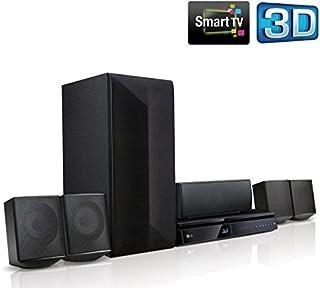 Panasonic SC-BT230EG-K 5.1 Blu-ray Heimkinosystem schwarz HDMI, Upscaler 1080p, 1000 Watt, USB 2.0