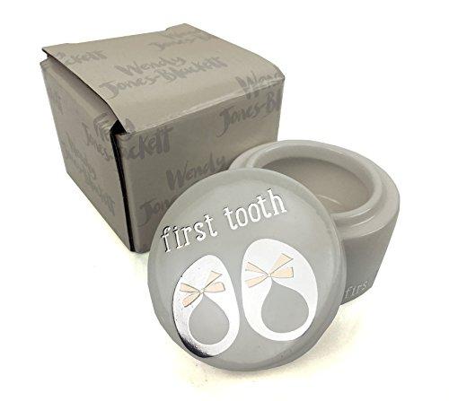 Cadeau bébé – My First Tooth Boîte à bijoux en céramique