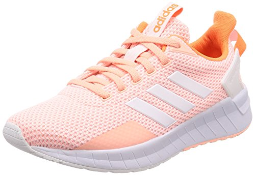 Adidas Questar Ride, Zapatillas de Running Mujer, Naranja (Naranja/(Corneb/Ftwbla/Naalre) 000), 40 EU