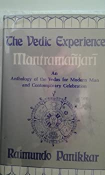 Hardcover VEDIC EXPERIENCE Book