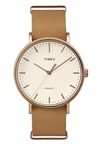 Timex à Quartz Analogique Nylon tw2p91200
