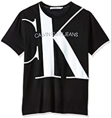 Calvin Klein Upscale Monogram Logo Reg tee Camiseta para Hombre