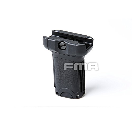 FMA TD フォア グリップ BK ブラック バッテリー 収納 エアガン パーツ カスタム サバゲー TB1069