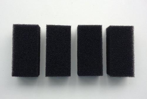 Finest-Filters 4 espumas de repuesto para filtro interno de 300 l/h (Hidom AP-600L): Amazon.es: Productos para mascotas