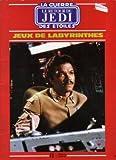 La Guerre des Étoiles - Le Retour du Jedi - Livre-disque vinyle LLP-469F Adès - raconté par Dominique Paturel