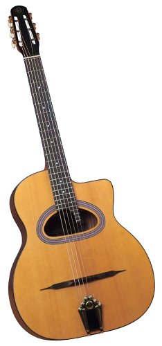 Cigano GJ-5 Jazz-Gitarre mit D-Loch