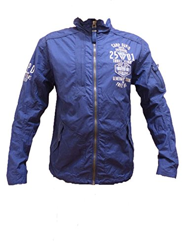 Camp David Jacket Skydiver Blue Jacket (L)