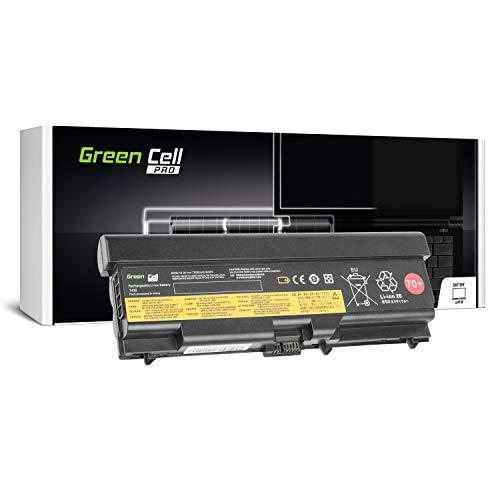 Green Cell PRO Extended Series 45N1001 Battery for Lenovo ThinkPad T430 T430i T530 T530i W530 L430 L530 Laptop (Original Samsung SDI Cells, 9 Cells, 7800mAh, Black)