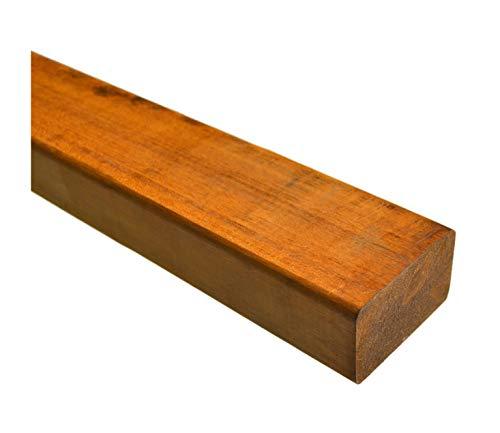 Lambourde bois exotique pour terrasse - 150 cm (Lot de 20 lambourdes / 30ml)
