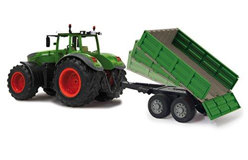 RC Traktor FENDT 1050 mit KIPP-ANHÄNGER in 1:16