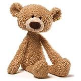GUND Toothpick Teddy Bear Stuffed Animal Plush Beige, 15