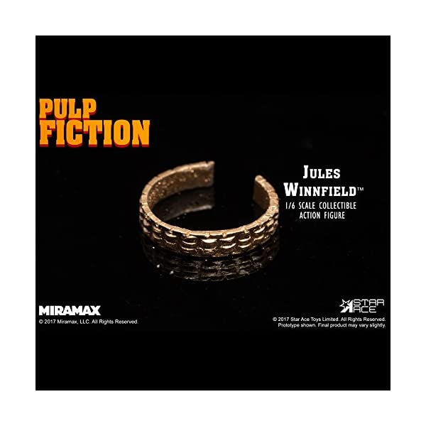 Star Pulp Fiction My Favourite Movie Action Figure 1/6 Jules Winnfield 30 cm 5