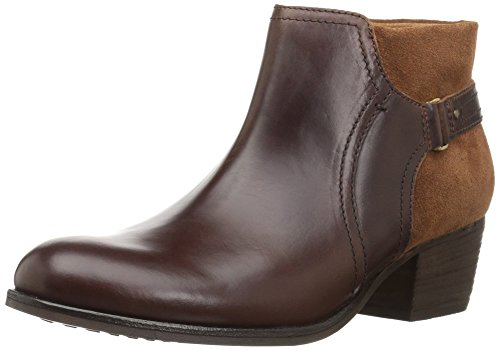 Clarks Maypearl Lilac Ankle Bootie - Botas para mujer
