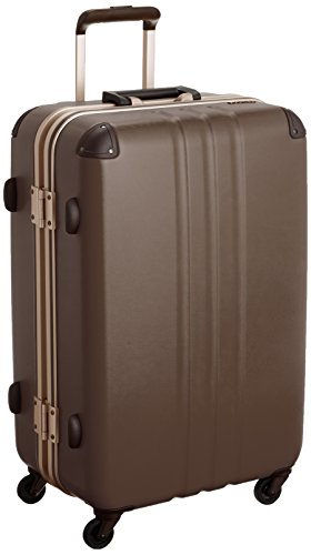 [サンコー] SIGNER スーツケース シグナー 中型 フラットインナー 容量64L 縦サイズ69cm 重量4.6kg SIB2-63...