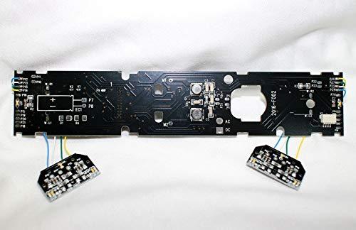 FEIFUSHIDIAN Tipo PCB11 1pc modelo tren eléctrico piezas IC circuito placa PCB...